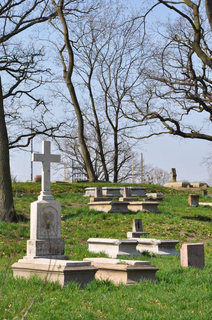 Cmentarz Menonicki