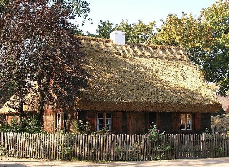 Chałupa ze Skórzenna, gmina Osiek – Kociewie