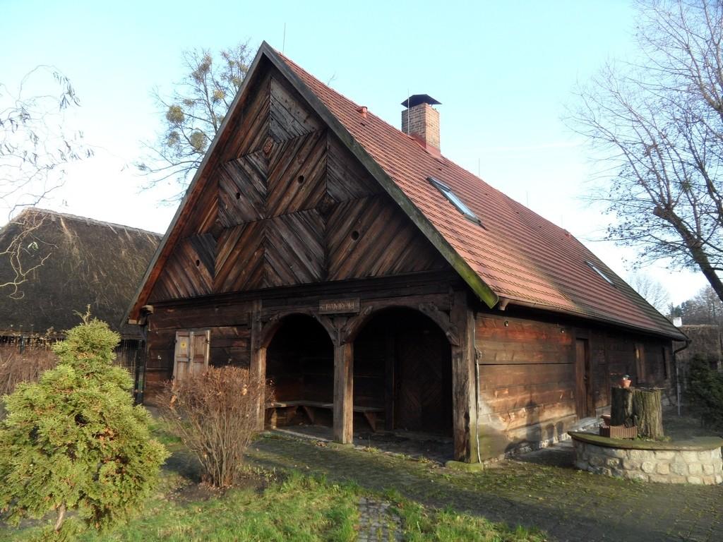 Chałupa Granowa, gmina Chojnice – Kaszuby