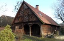 Chałupa Granowa, gmina Chojnice - Kaszuby
