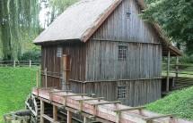 Młyn wodny ze Strzyg, gmina Osiek – ziemia dobrzyńska